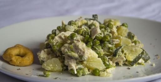 insalata di pollo bimby